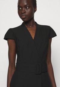 HUGO - KAMURE - Shift dress - black - 4