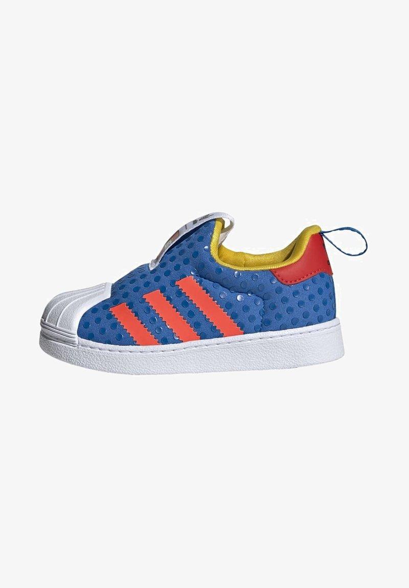 adidas Originals - ADIDAS ORIGINALS ADIDAS X LEGO - SUPERSTAR 360 - Baskets basses - blue/orange/yellow
