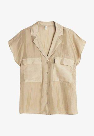Camicia - natural beige
