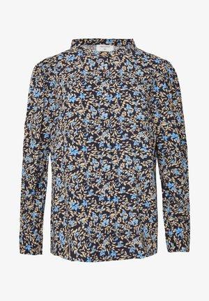ADNEY ELLO - Button-down blouse - navy