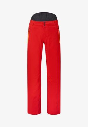 NEAL - Pantalon de ski - rot