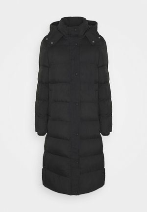 HERMINA - Zimní kabát - black