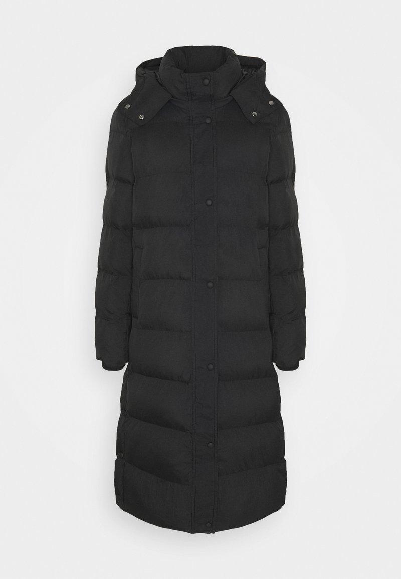 Opus - HERMINA - Winter coat - black