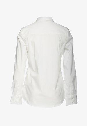 Button-down blouse - (noos) white