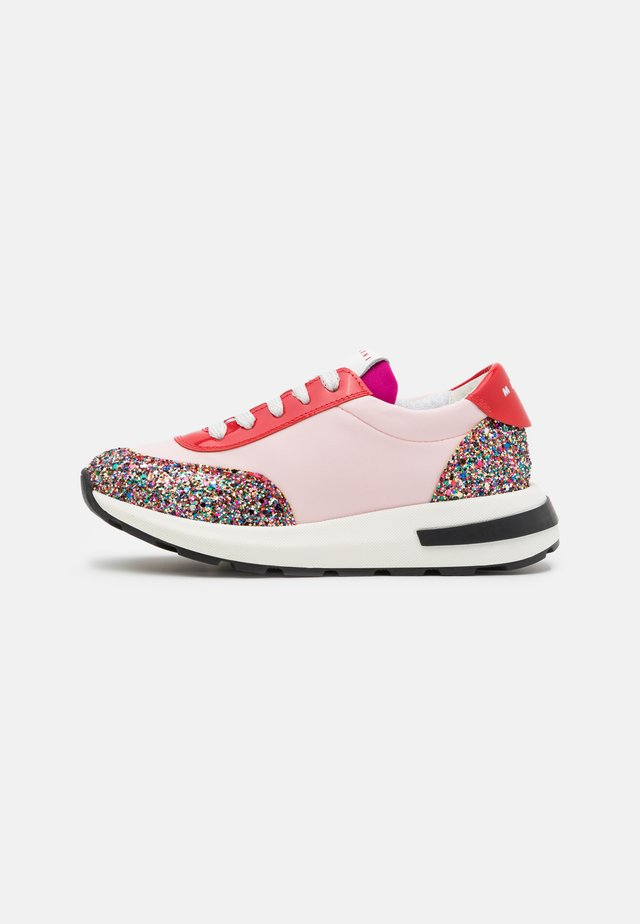 Sneaker low - light pink