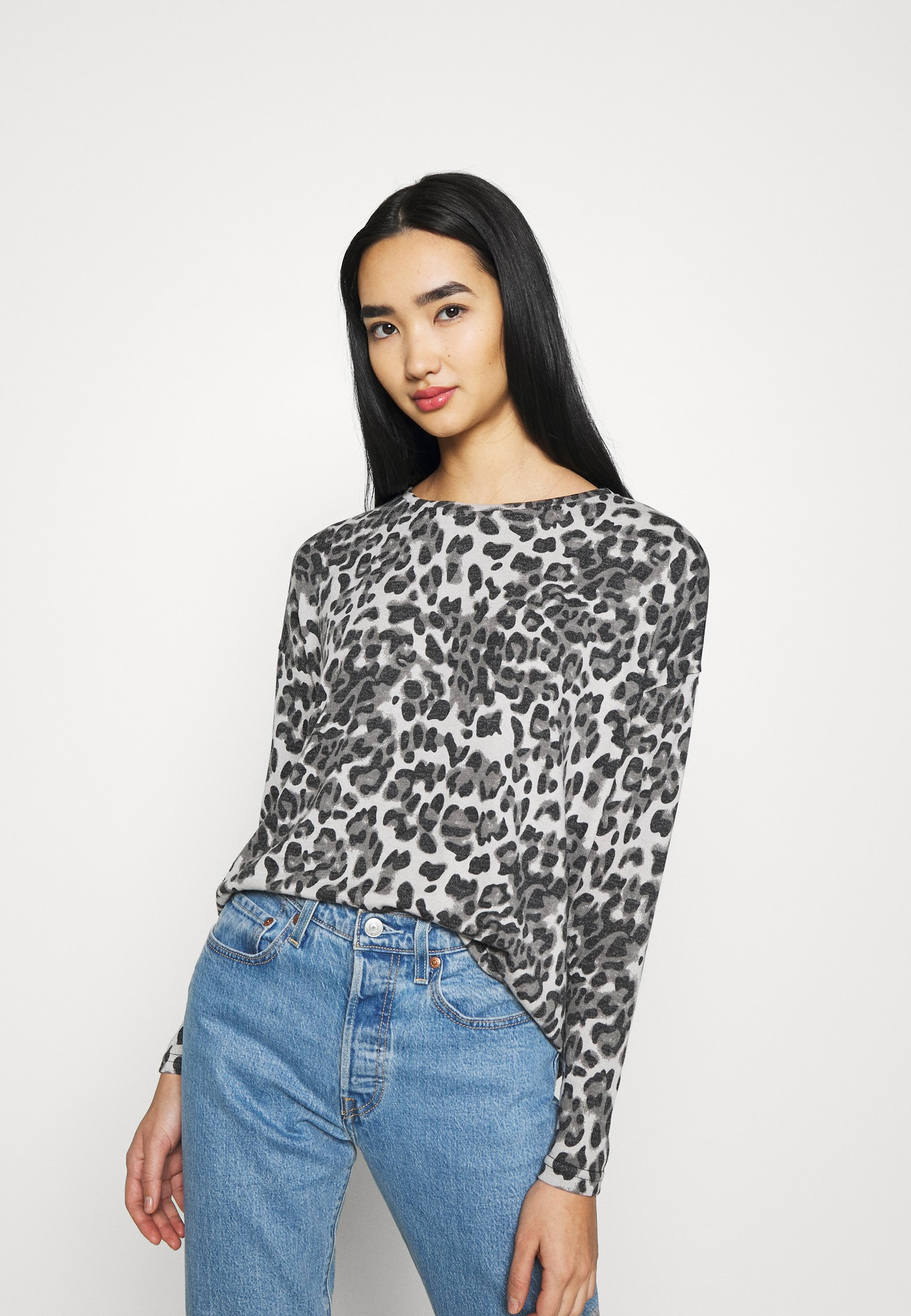 Femme ONLANNA O NECK - Pullover