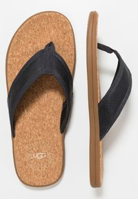UGG - SEASIDE - T-bar sandals - navy - 1