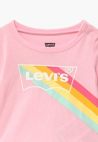 Levi's® - L/S GRAPHIC TEE - Long sleeved top - rose shadow - 2