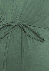 Esprit Maternity - NURSING - Triko spotiskem - vinyard green - 2