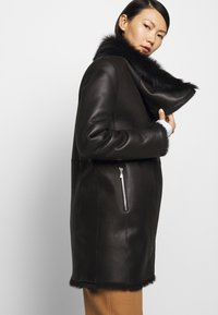 STUDIO ID - CLASSIC COAT - Winter coat - black - 4