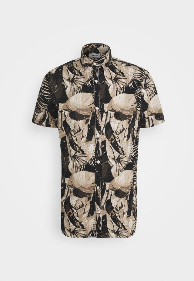 JJPLAIN CHRIS SHIRT - Shirt - egret