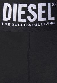 Diesel - FAUSTIN TROUSERS - Pyjama bottoms - black - 5