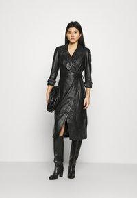 Ibana - EXCLUSIVE DAILY - Denní šaty - black - 1