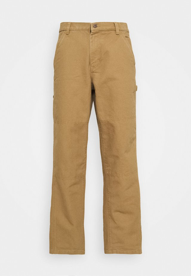 BERKELEY  - Broek - utility brown