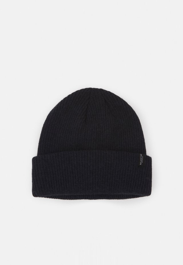 SLHCRAY BEANIE - Bonnet - sky captain/melange