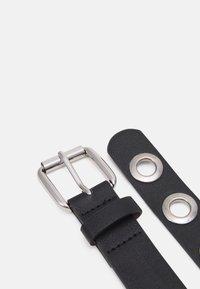 Fire & Glory - MALENA WAIST BELT - Waist belt - black/silver-coloured - 1