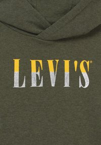 Levi's® - LOGO HOODIE - Kapuzenpullover - olive night heather - 3