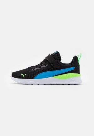 ANZARUN LITE UNISEX - Neutrální běžecké boty - dresden blue/elektro green