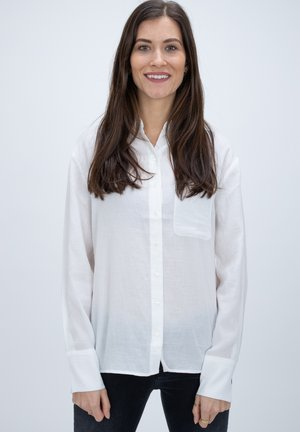 ZITA - Button-down blouse - off-white
