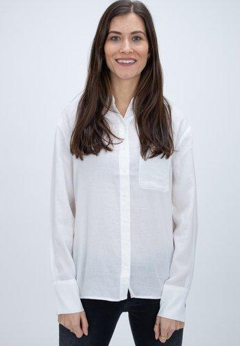 ZITA - Button-down blouse - off-white