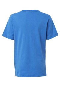 adidas Performance - MUST HAVES  BADGE OF SPORT T-SHIRT - T-shirt print - blue - 1