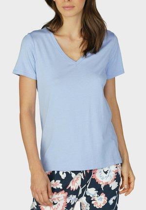 T-SHIRT SERIE NIGHT2DAY - Pyjama top - tender blue