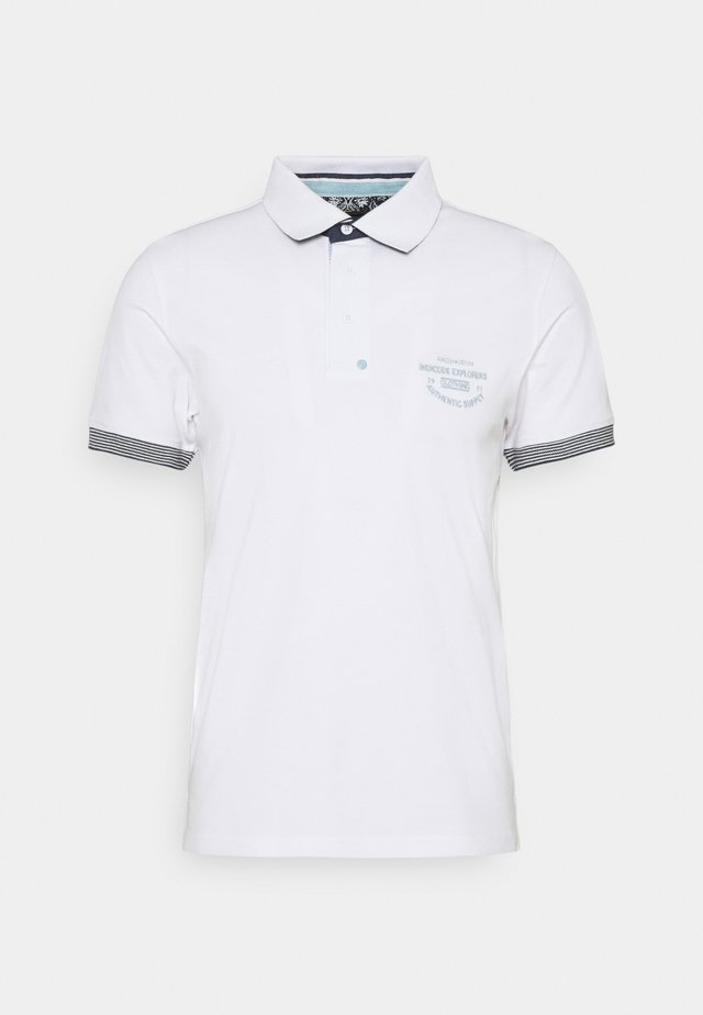 CHANDLER - Polo - off-white