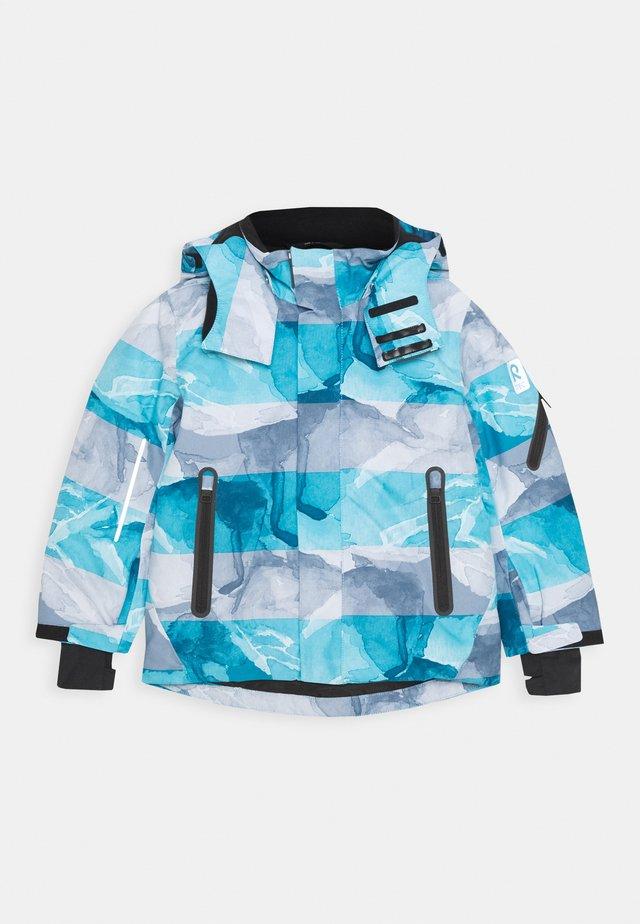 WINTER JACKET WHEELER UNISEX - Snowboard jacket - dark sea blue