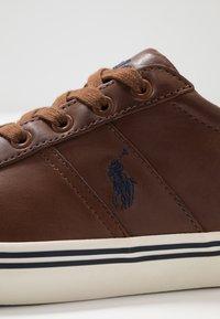 Polo Ralph Lauren - HANFORD - Sneakers - tan - 5