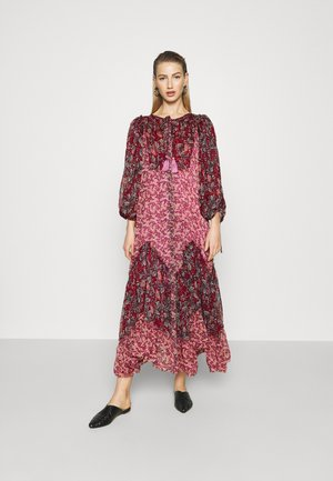ESTELLE CHIFFON  - Maxi dress - pop combo