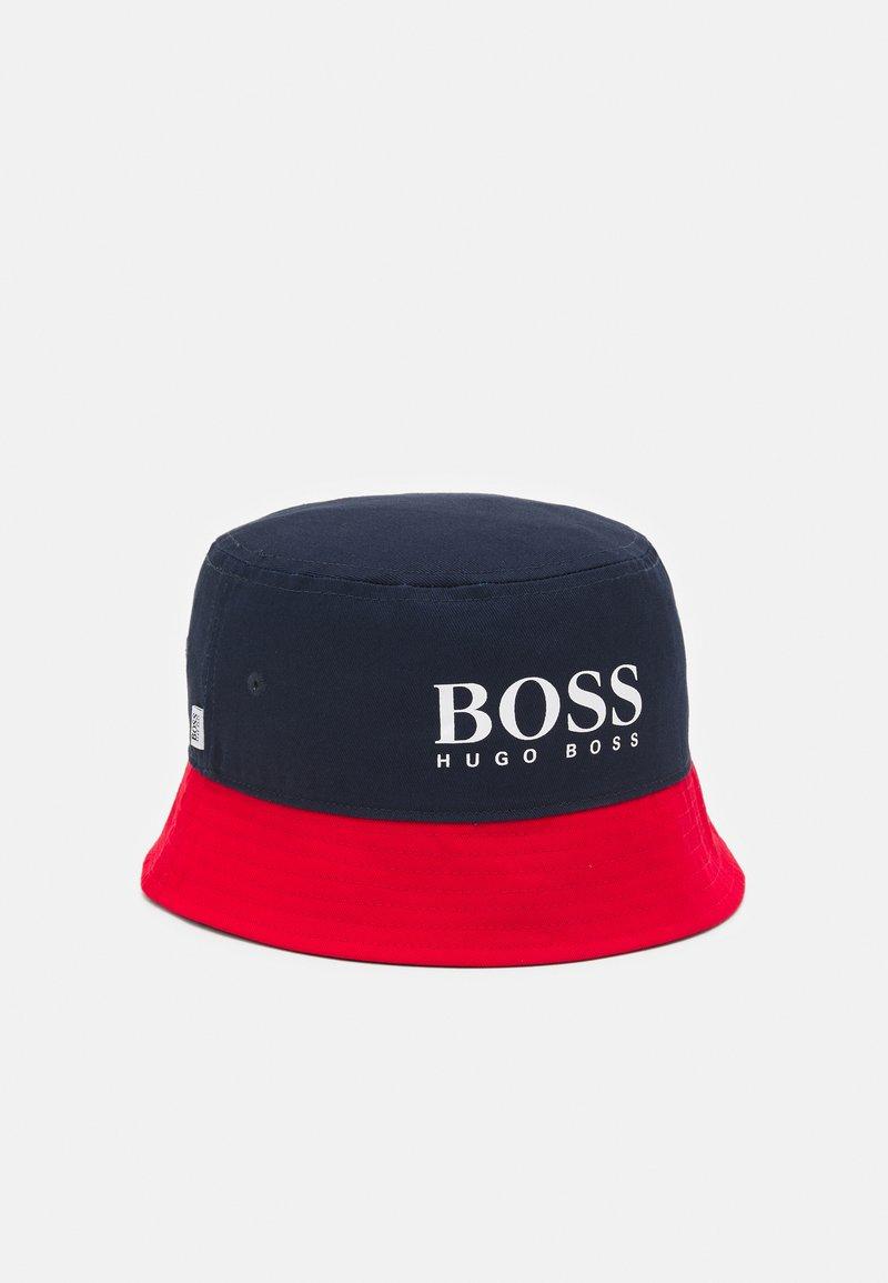 BOSS Kidswear - BUCKET HAT UNISEX - Hat - navy