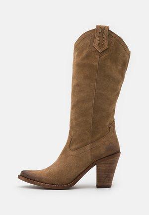 STONES - Boots med høye hæler - marvin stone