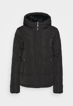 PLUMAS MID WEIGHT - Winter jacket - black