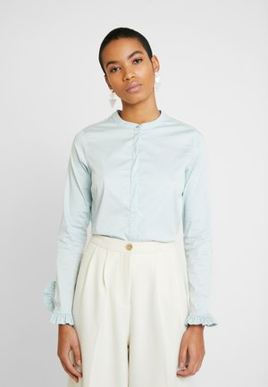 MATTIE  - Button-down blouse - mint haze