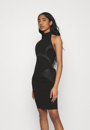 ELIGHT - Shift dress - black