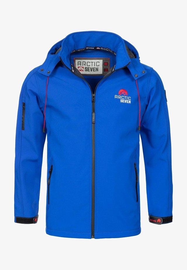 Outdoor jacket - blau