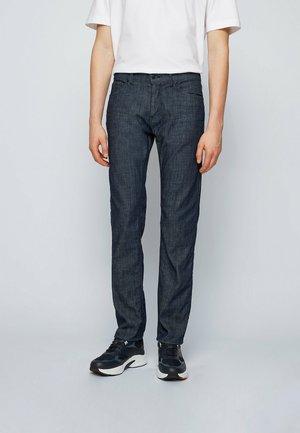 MAINE3 - Straight leg jeans - dark blue