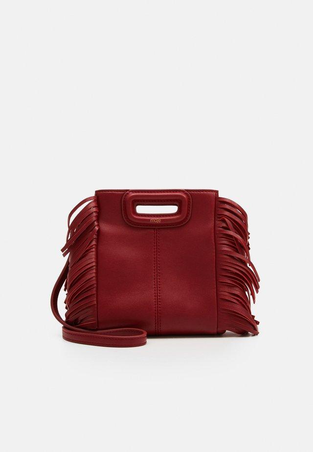 Handbag - rouge carmin