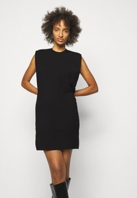 DESIGNERS REMIX - MANDY MUSCLE DRESS - Sukienka etui - black - 3