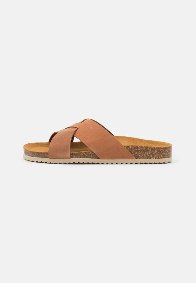 SOHO - Pantoffels - camel