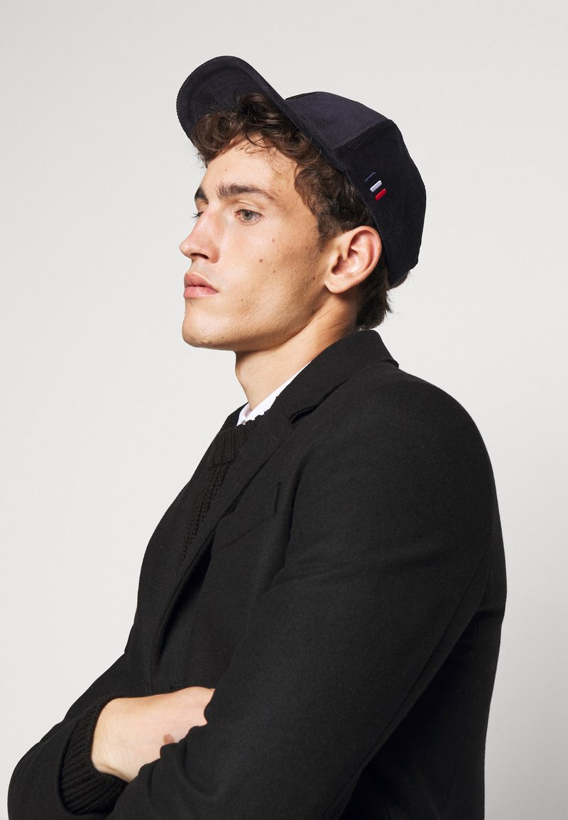 Les Deux - PIECE BASEBALL - Cap - dark navy/black