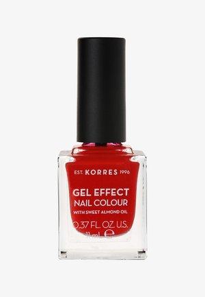 GEL-EFFEKT NAGELLACK - Vernis à ongles - royal red 53