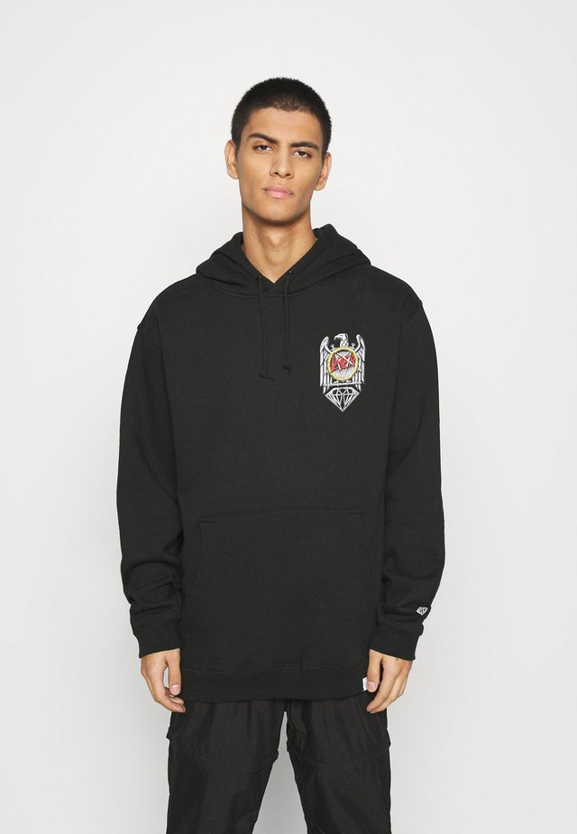 BRILLIANT ABYSS HOODIES - Sweater - black