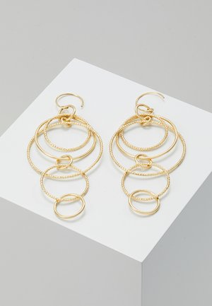 EARRINGS FREYA - Øreringe - gold-coloured