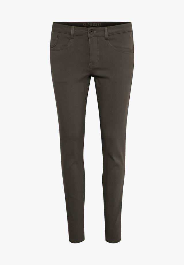LANI - Pantalon classique - dark gull gray