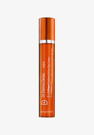 C+COLLAGEN BRIGHTEN & FIRM EYE CREAM - Augenpflege - -