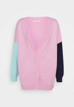 CECILY CARDIGAN - Cardigan - pink
