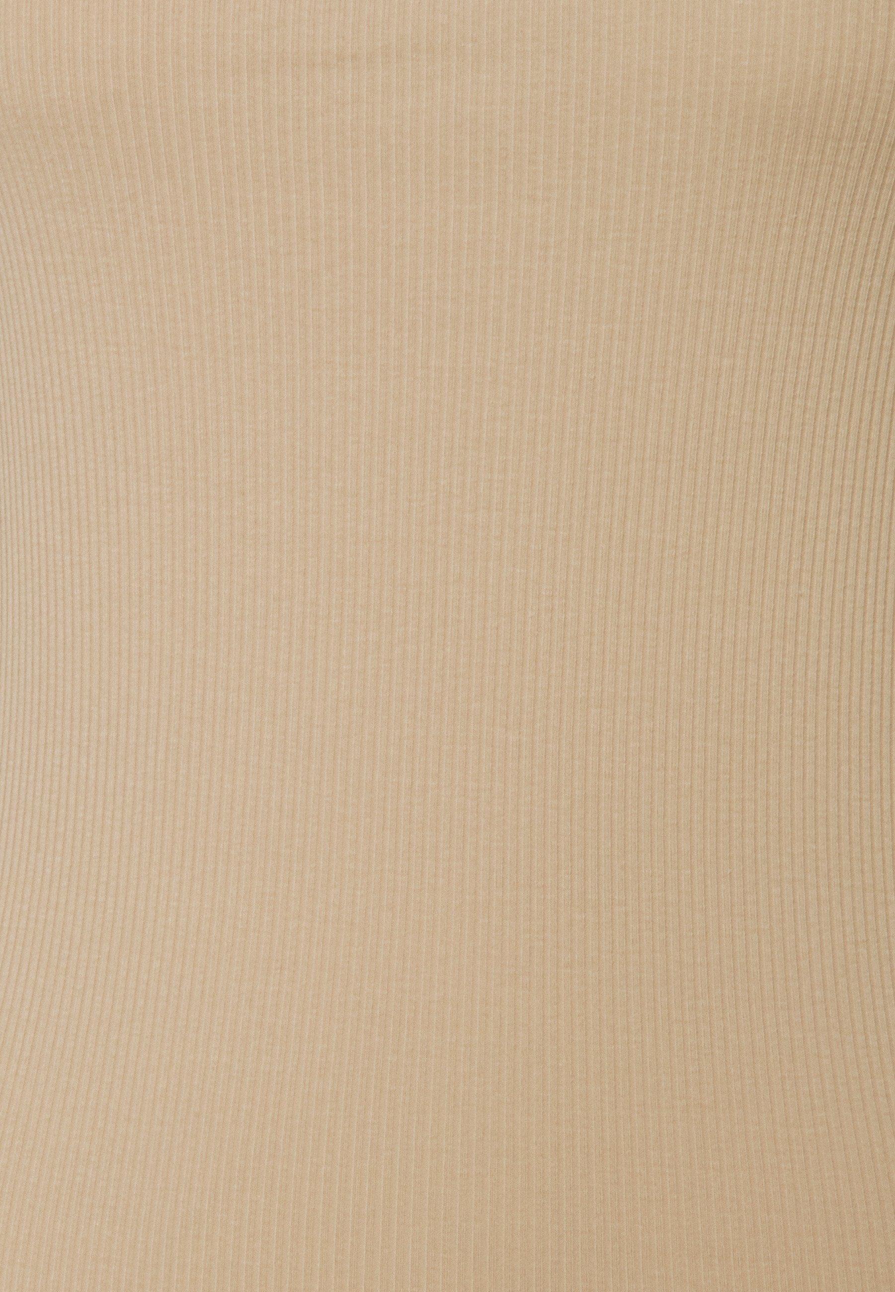 Filippa K FINE SINGLET - Débardeur - sand beige - Tops & T-shirts Femme ZUynh