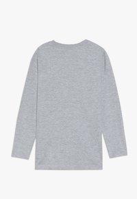 LEGO Wear - Langærmede T-shirts - grey melange - 1