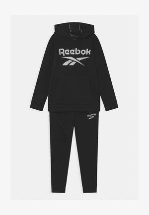 HOODIE SET - Trainingsanzug - black